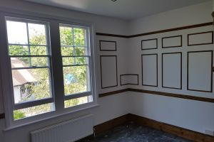 Victorian Master Bedroom -  Completed Including Sash Window Refurbishment